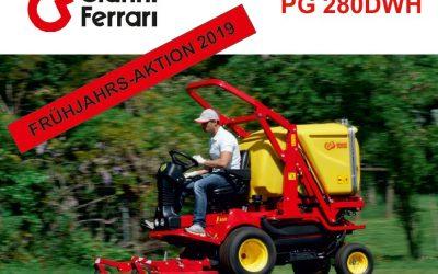 Frühjahrsaktion Gianni Ferrari